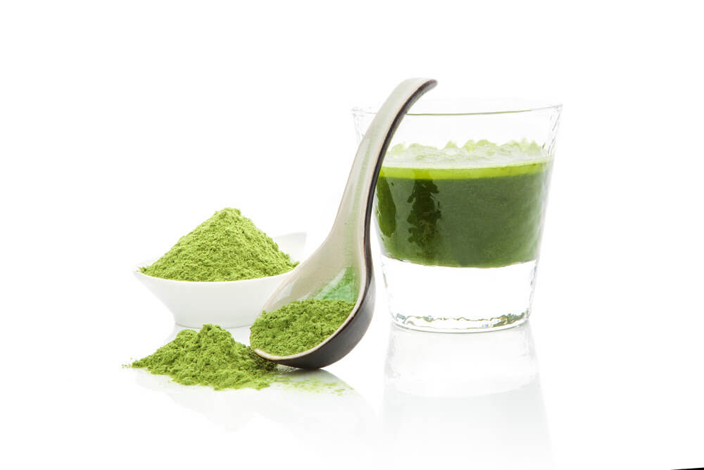 The benefits of Barley Grass